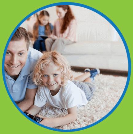 ProDry Floor Care Carpet Cleaning
