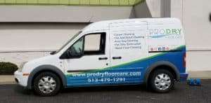 Professional Carpet Dry Cleaning Services